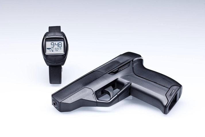 Armatix Pistolet Connecté