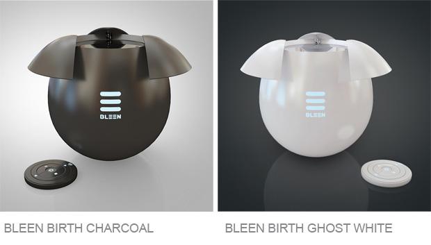 Bleen hologrammes 3D