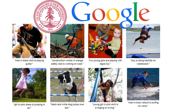Google Stanford Analyse Description Images