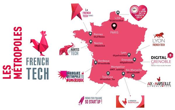 Métropoles Frenchtech