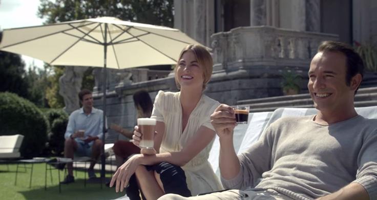 Nespresso Jean Dujardin