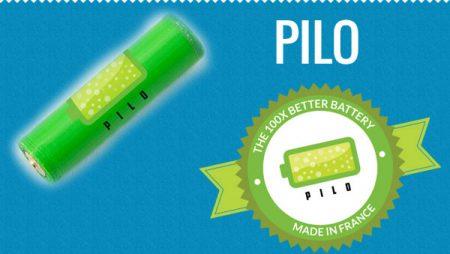 Pilo : la pile écologique made in France qui se recharge à l'infini !