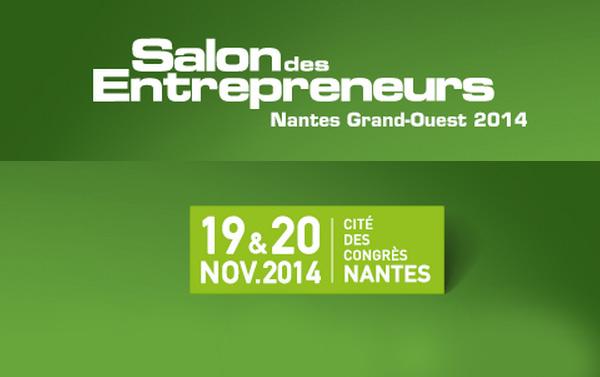 Salon entrepreneurs Nantes 2014