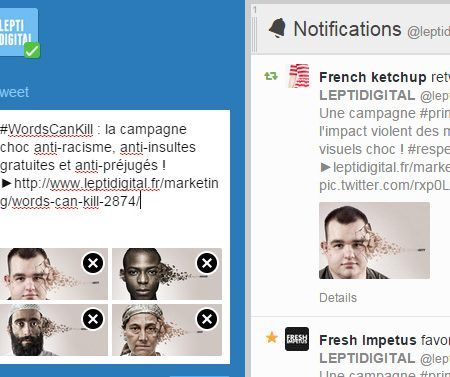 TweetDeck : Tweeter jusqu'à 4 photos en même temps désormais possible !
