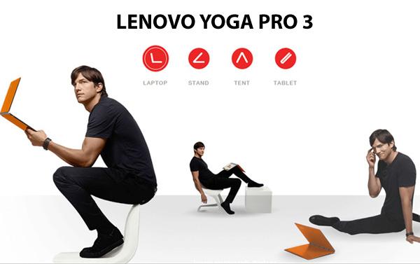 Yoga Lenovo Pro 3