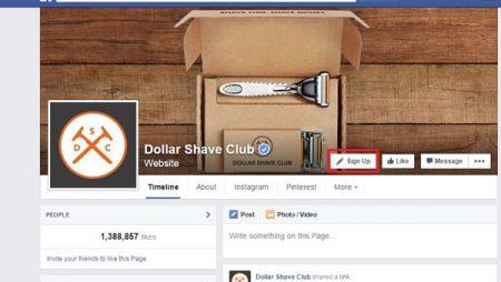 Facebook dévoile 7 nouveaux boutons call-to-action pour les pages !