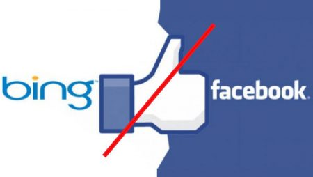 Facebook n'utilisera plus Bing comme moteur de recherche interne !