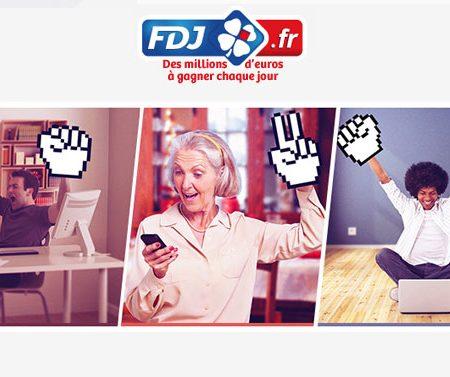 FDJ : Inscris en ligne à 18H, il gagne le jour même 2 millions d'euros et l'apprend par Facebook !