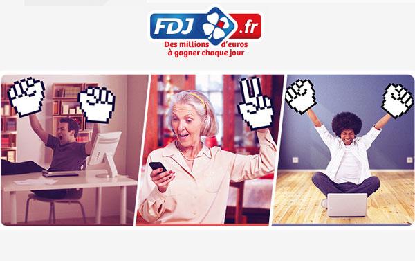 FDJ Gagnant