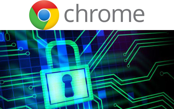 Google chrome sécurité