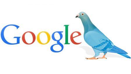 La mise à jour Google Pigeon arrive dans tous les pays Anglophones !