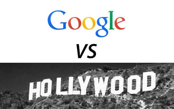 Google VS Hollywood