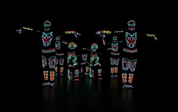 Light Balance Ukraine Dance