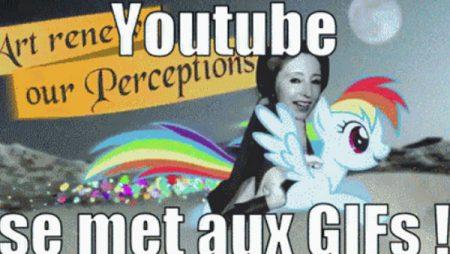 YouTube teste la création de GIFs directement depuis les vidéos !