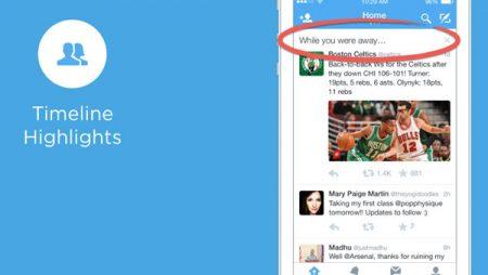 While You Were Away : consultez les meilleurs Tweets Tweetés pendant votre absence !