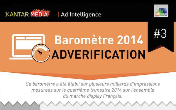 Baromètre 2014 Adverification