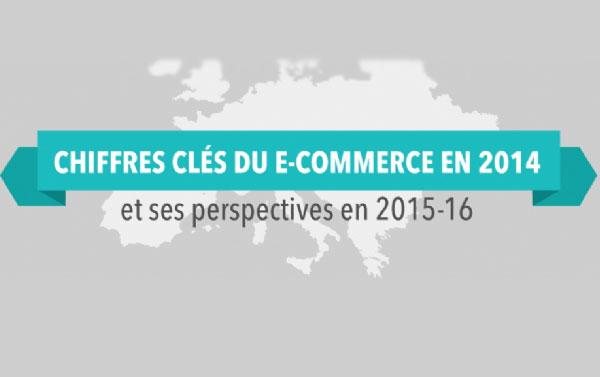 Chiffres clés E-commerce 2014