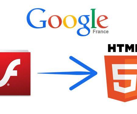 Google convertit désormais automatiquement toutes les publicités Flash en HTML5 !
