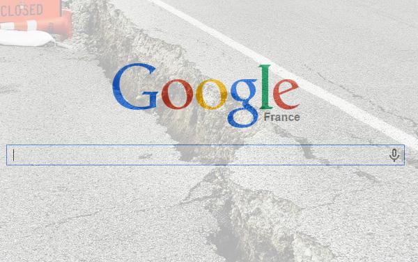 Google mise à jour
