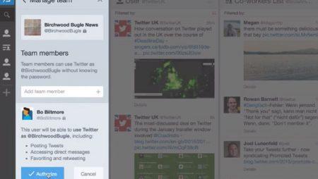 TweetDeck Teams : partagez la gestion d'un compte Twitter sans partager le mot de passe !