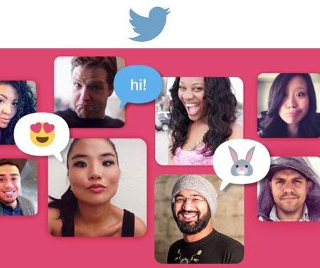 Twitter lance les discussions de groupe en privé et la capture de vidéos sur mobile !