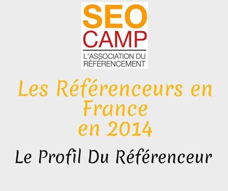 Infographie : salaire et profil du référenceur web Français en 2015