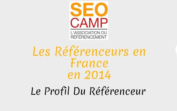 Profil referenceur web
