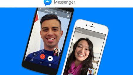 Facebook Messenger propose désormais les appels vidéo gratuits !