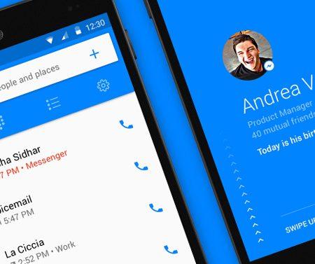 Qui m'appelle ? Facebook lance l'application Hello !
