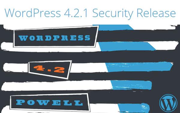 Faille sécurité WordPress 4-2
