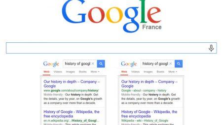 Google modifie l'affichage des URLs dans ses résultats mobiles !