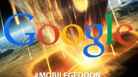 Mobilegeddon : Google confirme la fin du déploiement de la mise à jour !