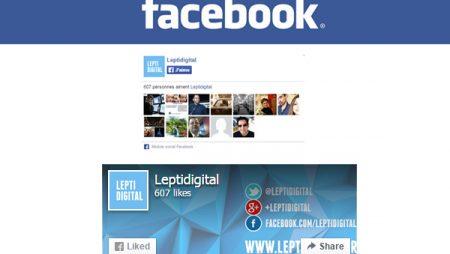 Facebook lance une nouvelle likebox : le Page Plugin !