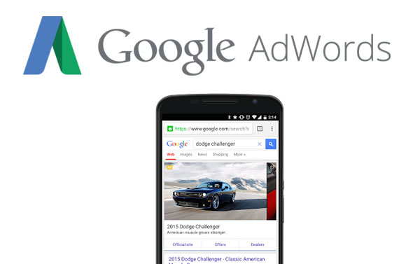 Adwords pub mobile