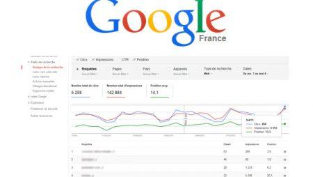 Analyse de la recherche, le nouveau rapport Search Console !