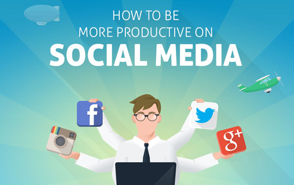 Comment optimiser sa productivité social media
