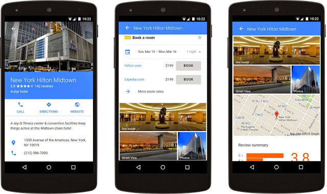 Google Adwords Pub Hotels