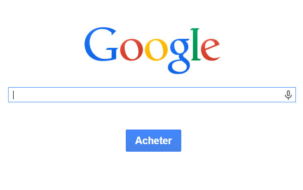 Google Buy-Now bouton
