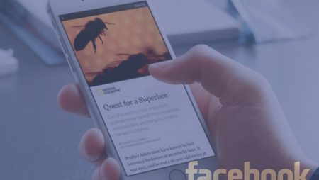 Facebook lance Instant Articles !