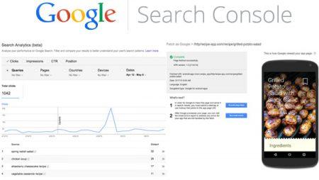 Google App Indexing : 2 nouvelles fonctionnalités à découvrir dans Search Console !