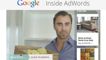 TrueView for Shopping, ou comment promouvoir plusieurs produits sur les vidéos YouTube ?