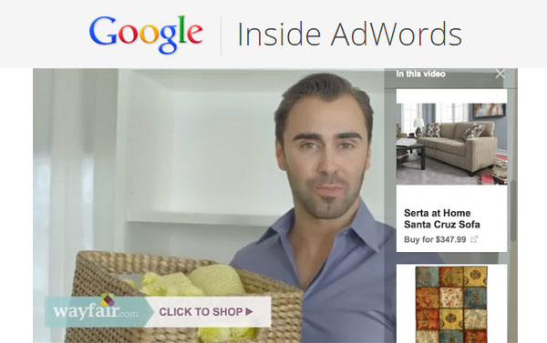 Trueview Shopping Adwords Youtube