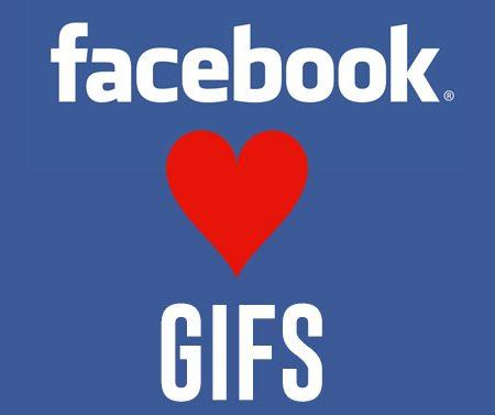 Comment mettre des GIFs animés sur Facebook ?