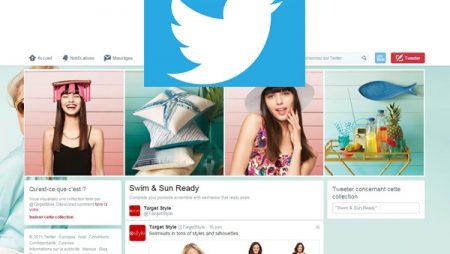 Twitter lance les pages produits et les collections de Tweets !