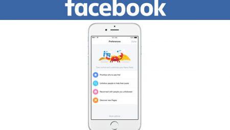 Facebook : vers une meilleure personnalisation du fil d'actualité !