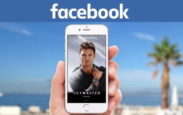 Nouvelle pub Facebook