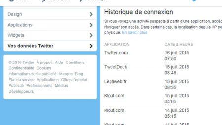 Twitter : un nouveau dashboard pour mieux sécuriser son compte !