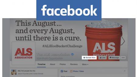Facebook lance un nouveau call-to-action dédié aux associations !