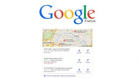SEO Local : plus que 3 résultats Google My Business affichés dans les résultats naturels !