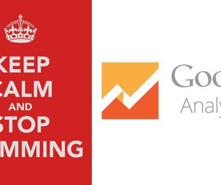 Comment bloquer le Spam Referrer dans Google Analytics ?
